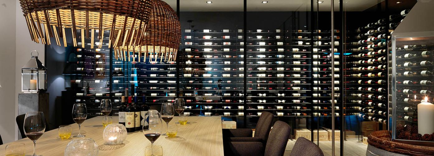 Wine bar South Tyrol