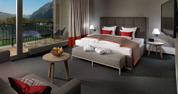 Penthouse Wellness Suite Austria