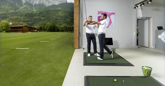 Golf training Austria