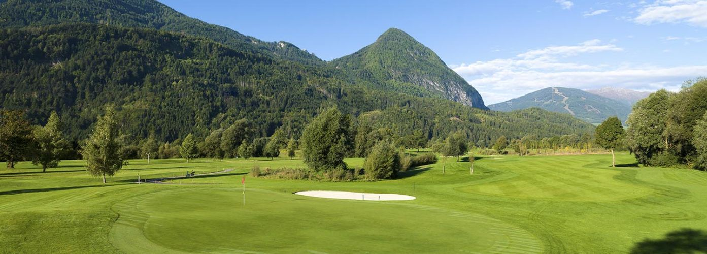 Dolomitengolf Suites Golf Mountain View