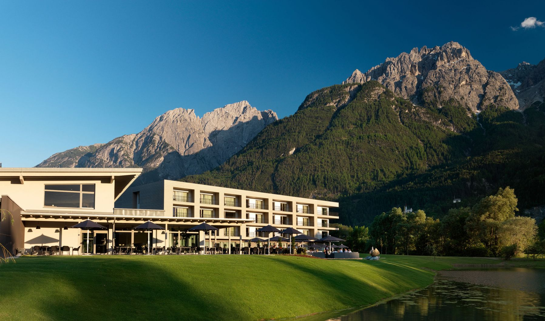 Dolomitengolf Suites Luxury Hotel South Tyrol