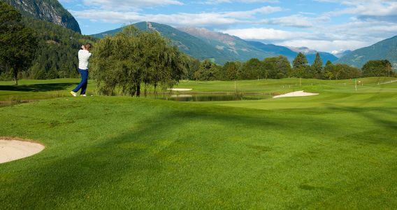 Dolomitengolf golf course Austria